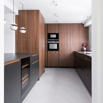 Kuhinja za hišo, novogradnjo