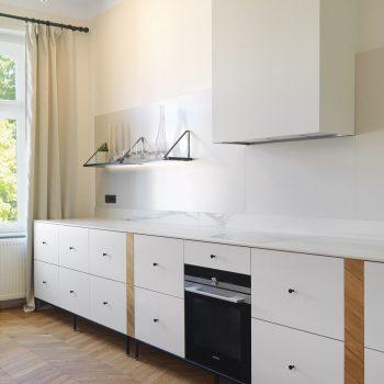 Kuhinja po meri arhitekta
