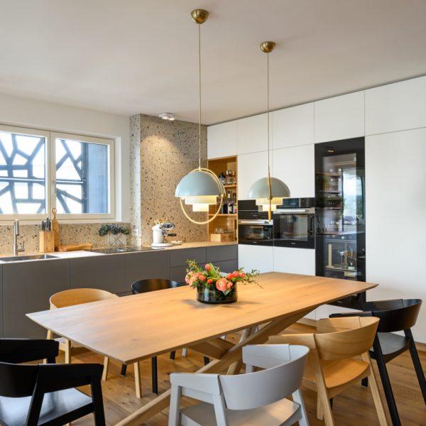 Kuhinjski pult terazzo